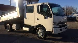 for sale 2014 hino 195 crew cab dump truck youtube