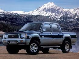 mitsubishi celeste modified mitsubishi l200 strada 1996 suv auv vehicles pinterest strada