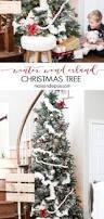red and white winter wonderland christmas tree maison de pax