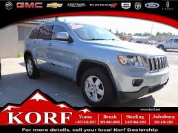 2012 jeep grand v6 used 2012 jeep grand for sale sterling co