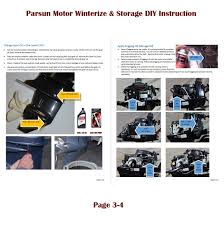 amazon com parsun 6hp portable 4 stroke outboard motor 15