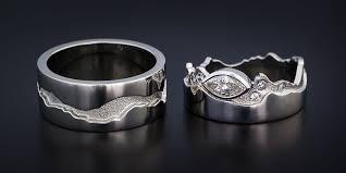 wedding bands canada custom jewellery design studio boutique metal school