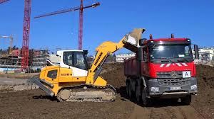 liebherr lr 636 crawler loader earthmoving and landscaping jcb