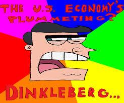 Dinkleberg Meme - done by hand dinkleberg meme by the man of tomorrow on deviantart