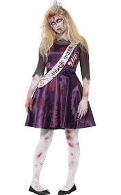Halloween Costumes Girls Zombie Teen Girls Zombie Prom Queen Costume Halloween Zombie Teen Costume