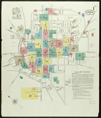 sheet 1 of insurance maps of lexington kentucky kentucky