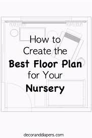 Nursery Floor Plans How To Create The Best Floor Plan For Your Nursery U2014 Decor U0026 Diapers