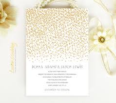 cheap wedding invitations packs gold wedding invitations gold wedding invite printed on