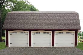 3 car garage door great priced three car garage from the amish see prices