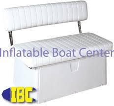 zodiac bench seat pro 9