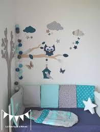 theme chambre garcon chambre garcon bleu et gris élégant theme decoration chambre bebe