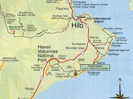 Kahului Airport Map Map Of Hawaii Cities And Islands