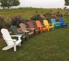Brown Adirondack Chairs Lawn Furniture Garden And Patio Furniture Rochester Ny And