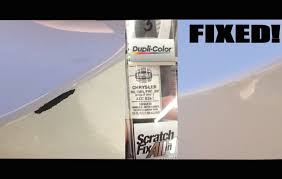 2014 dodge charger fix a scratch diy under 20 dollars youtube