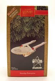 a of the hallmark ornament spotlight 1991 uss