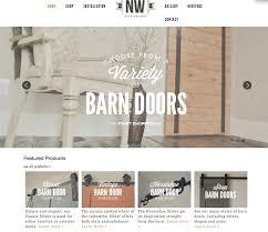 How To Install Barn Door Hardware How To Build A Barn Door The Handmade Home
