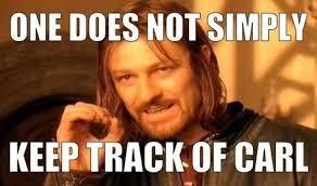 Carl Walking Dead Meme - the walking dead carl grims memes of the walking dead the