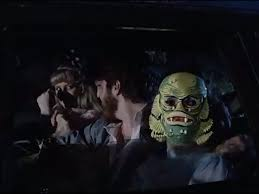 the halloween party from the black lagoon senseless cinema