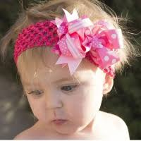 headband with bow baby headbands infant and hair accessories