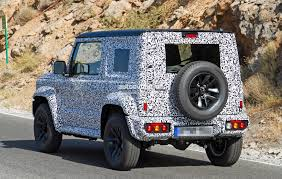2018 suzuki jimny masterfully rendered looks eager to debut