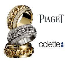piaget bijoux nouvelles bagues possession de piaget chez colette made in