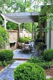 Patio Landscape Design Ideas Small Patio Landscape Design Dscape Design Ideas For Small