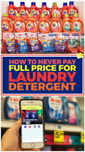 halloween mart coupon how to never pay full price for laundry detergent the krazy