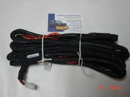 western fisher 12 pin control harness