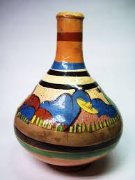 Mexican Vase 105 Best Mexican Vintage Pottery Images On Pinterest Mexicans