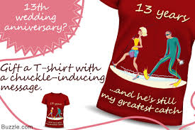 13th anniversary ideas an amazing range of 13th wedding anniversary gift ideas