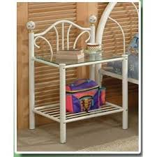 glass nightstands easy home concepts