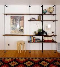 How To Make A Pipe Bookshelf 57 Best Shelf Images On Pinterest Home Architecture And Projects