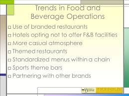 hotel operation f u0026b division ppt video online download