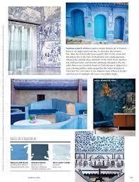 blue paint color scheme 2017 interiors by color