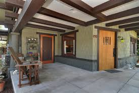 Craftsman House For Sale by California Craftsman Bungalow With Movie Cameo Asks 799k Curbed