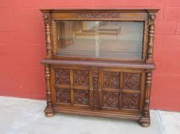 Retro Bar Cabinet Furniture Endearing Vintage Art Deco Bar Cabinet At 1stdibs