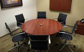 Circular Boardroom Table Dynasty Furnitures Conference Table