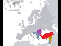 Mideast Map Map Of Middle East U0026 Balkans 2013 Youtube