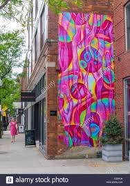 mural painted on building in the short north area of columbus ohio mural painted on building in the short north area of columbus ohio united states