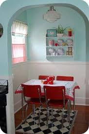 Retro Kitchen Lighting Fixtures Impressive Retro Kitchen Light Fixtures Design Is Like Family Room
