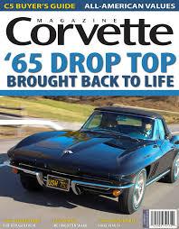 corvette magazines