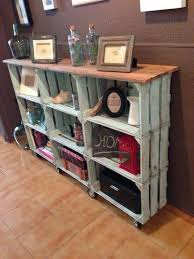 the 25 best wood crate shelves ideas on pinterest crate