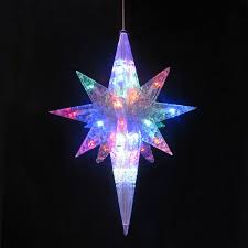 outdoor christmas star decorations home design
