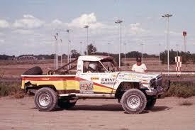 jeep honcho stepside 1981 hdra colorado desert race class 4 photos