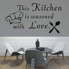 Kitchen Wall Art Decor by Online Get Cheap Cutlery Wall Art Aliexpress Com Alibaba Group