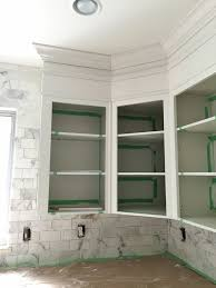 Best  Cabinets To Ceiling Ideas On Pinterest White Shaker - Kitchen cabinets moulding