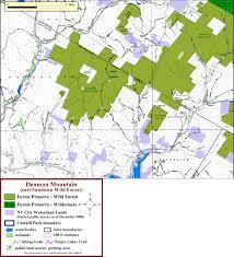 Ny State Counties Map by Catskill Mountain Club U0027s Catskill Region State Land Maps