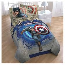 Avengers Duvet Cover Single Marvel Captain America Sheet Set Twin Size Sheets Marvel Http