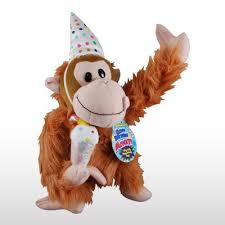 happy birthday singing getpranks your prank source happy birthday singing monkey