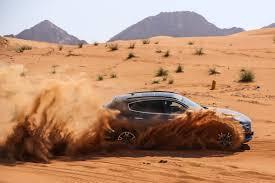 maserati orange we rip up the dunes of dubai with maserati u0027s new duoo reviews